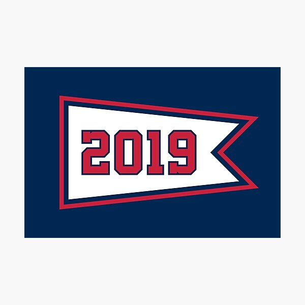 WAS 2019 Pennant Photographic Print