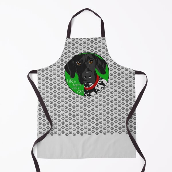 LIFE IS BETTER WITH A GSP  Apron
