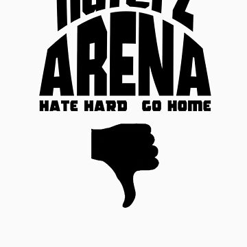 Haterz Arena by EnslowDesign