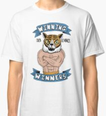 Tiger Man Always Winning Classic T-Shirt