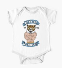 Tiger Man Always Winning One Piece - Short Sleeve