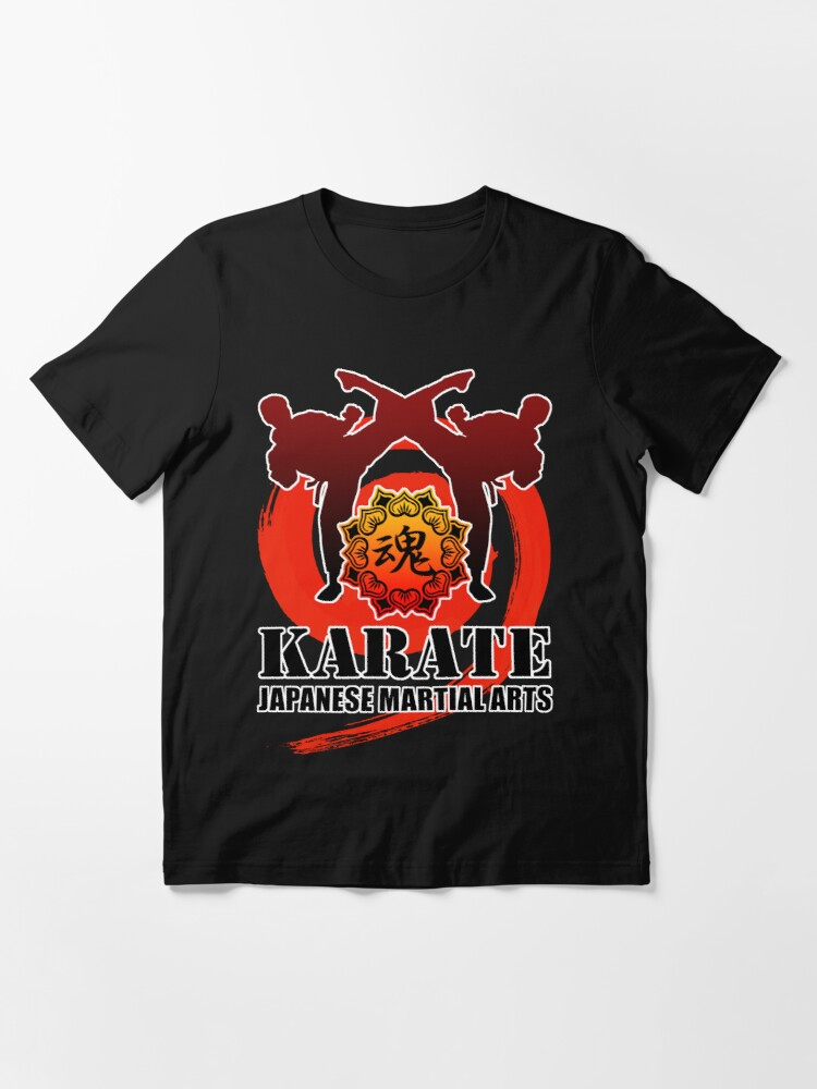 Alternate view of karate5 Essential T-Shirt