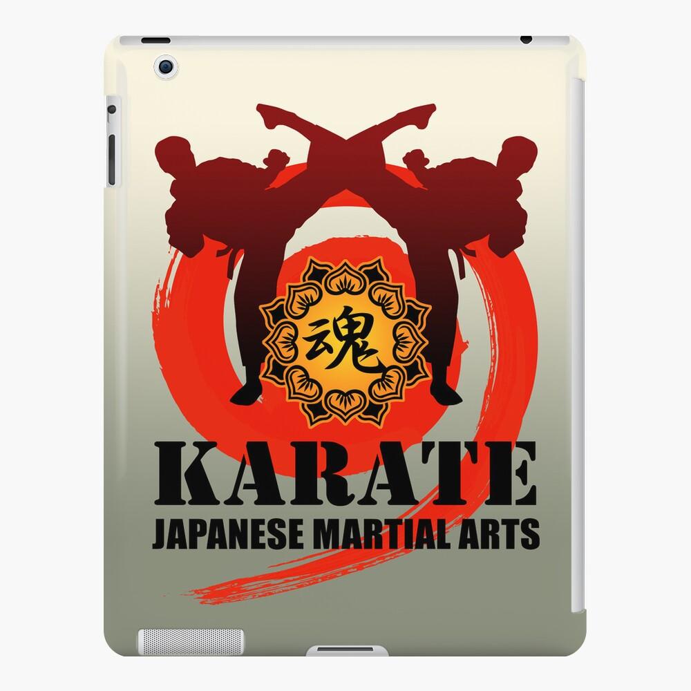 karate5 iPad Case & Skin