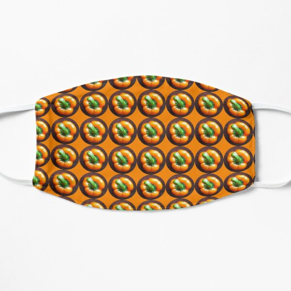 capsicum Flat Mask