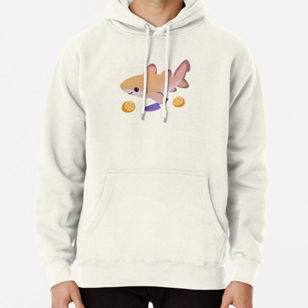 Shark day 2 - pastle Pullover Hoodie