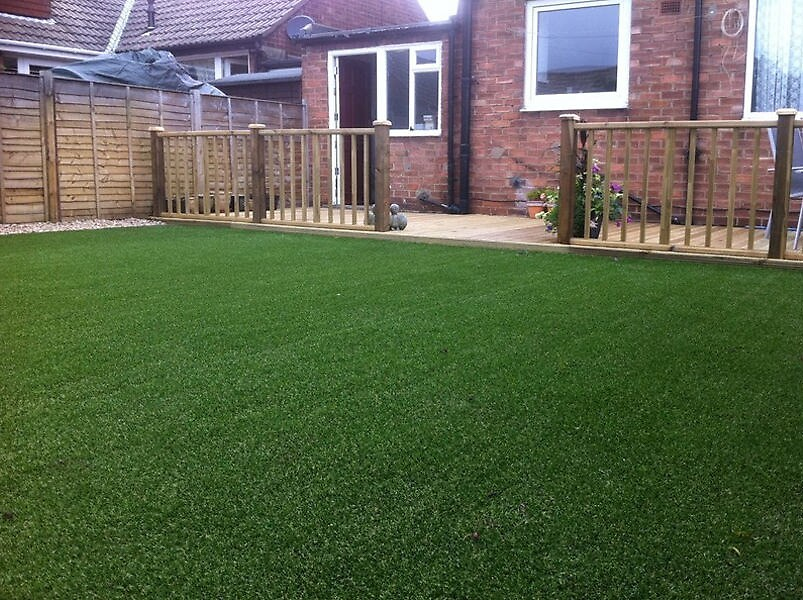 Artificial Grass North East - www.totaldrivewaysne.co.uk by Totaldrivewaysn