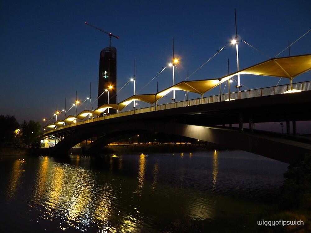 Puente De Cachorro, Sevilla by wiggyofipswich