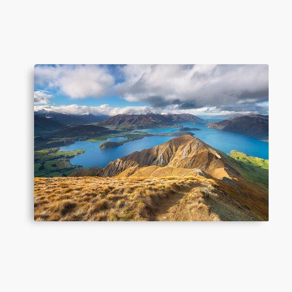 Roys Peak Leinwanddruck