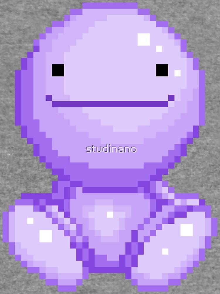 Nohohon by Shou' (Pixel Art) by studinano