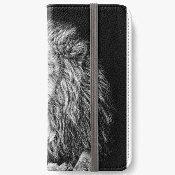 King of the Jungle iPhone Wallet