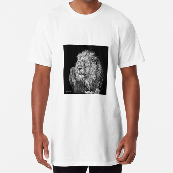 King of the Jungle Long T-Shirt