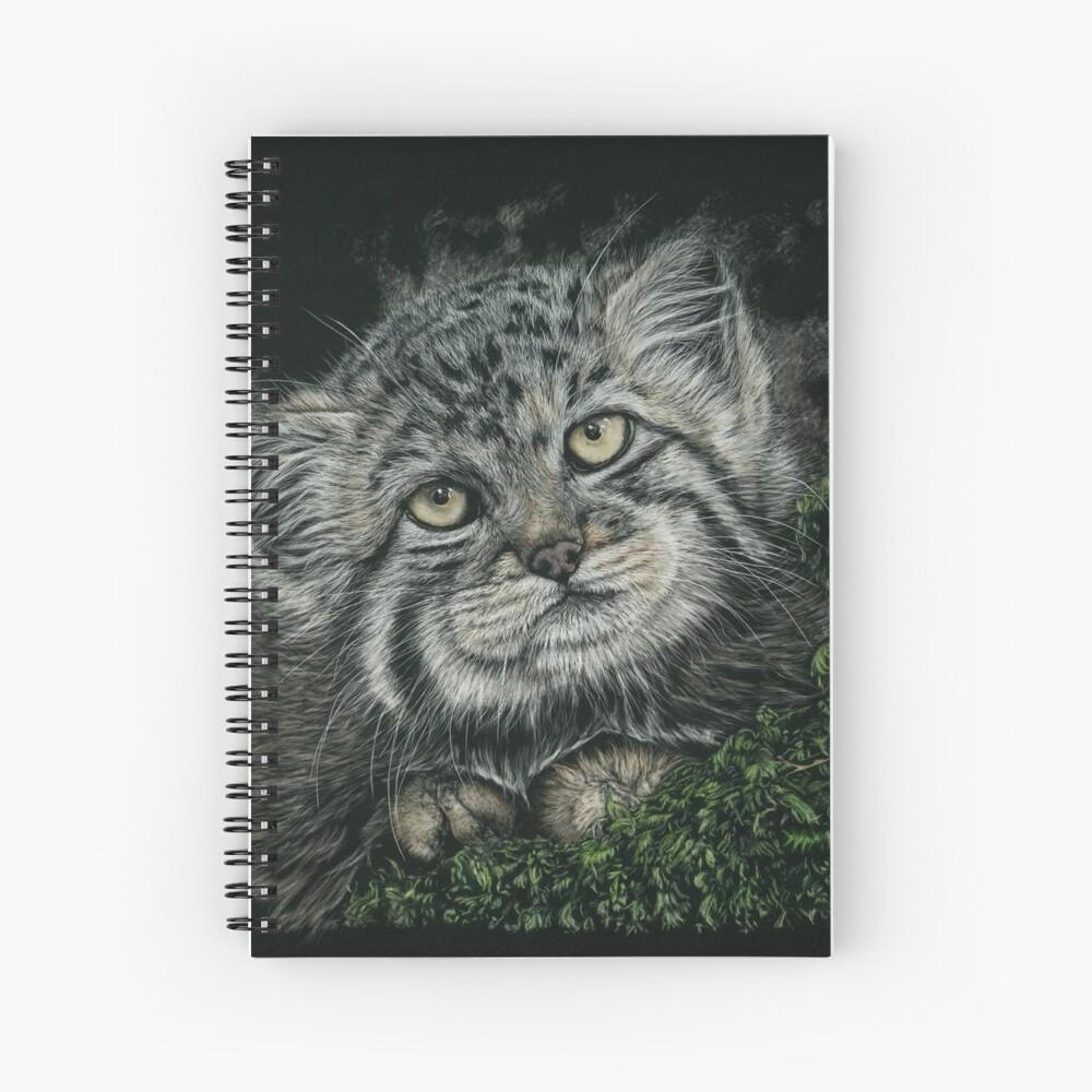Endangered Innocence Spiral Notebook