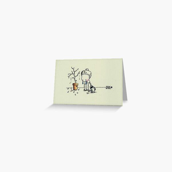 Autumn · Care Greeting Card
