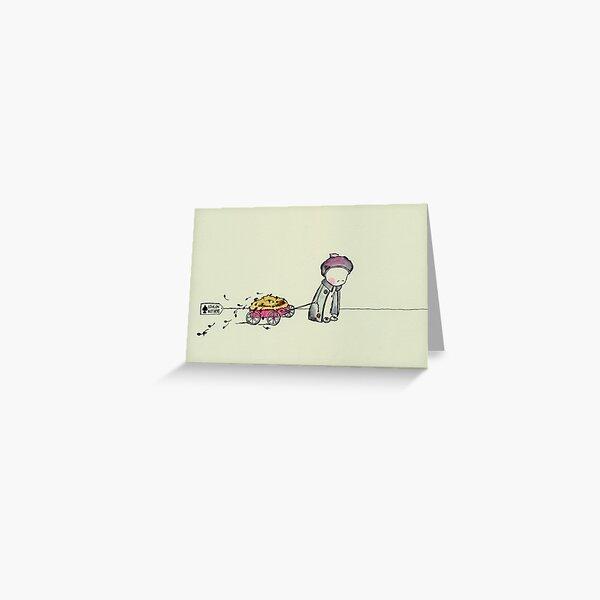 Autumn · Distance Greeting Card