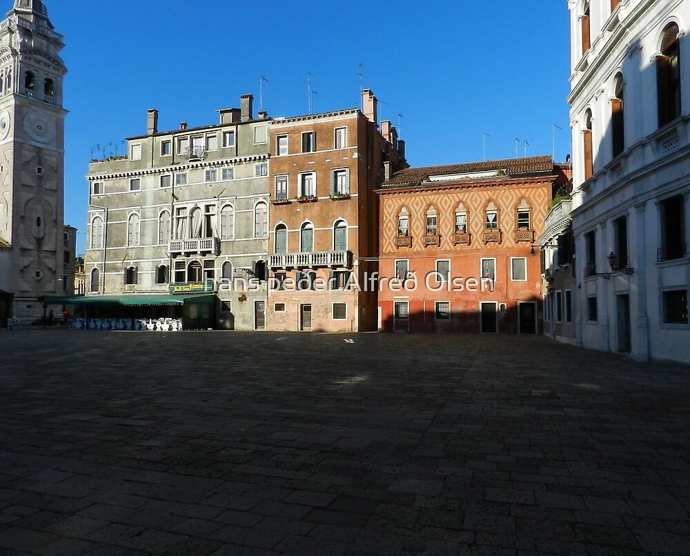 Campo Santa Maria Formosa by hans peðer alfreð olsen