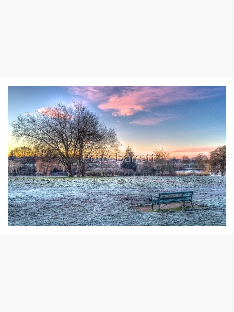 Park HDR Edge by hartrockets