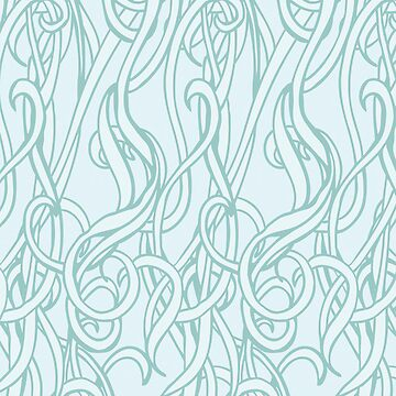 Pattern with waves  by Anutina