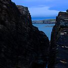 Rocky Outlet, Talmine, Highlands by Sue Fallon Photography