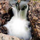 Applecross Waterfall, Highlands by Sue Fallon Photography