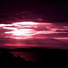 Sunrise in Talmine, Highlands by Sue Fallon Photography