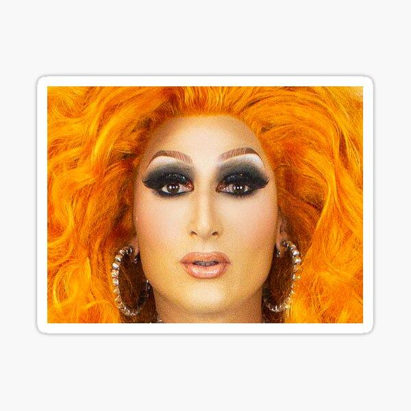 @misspradaclutch Orange Sticker