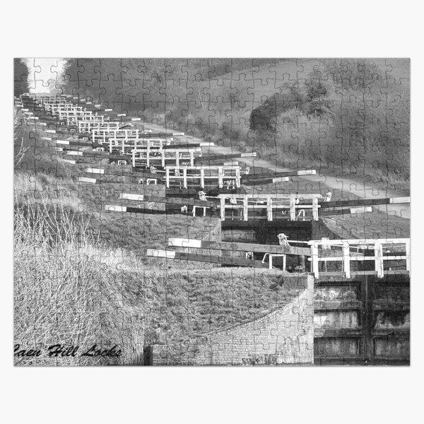 Caen Hill Locks  Jigsaw Puzzle
