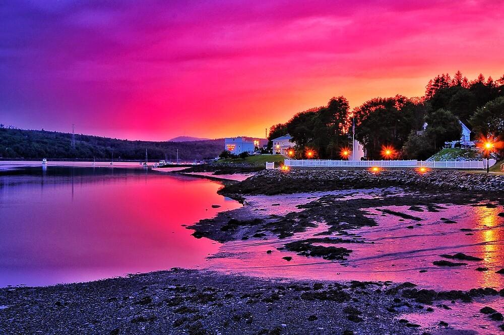 Bucksport, Maine by fauselr