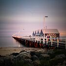 Busselton Jetty at Sunrise by autumnleaf