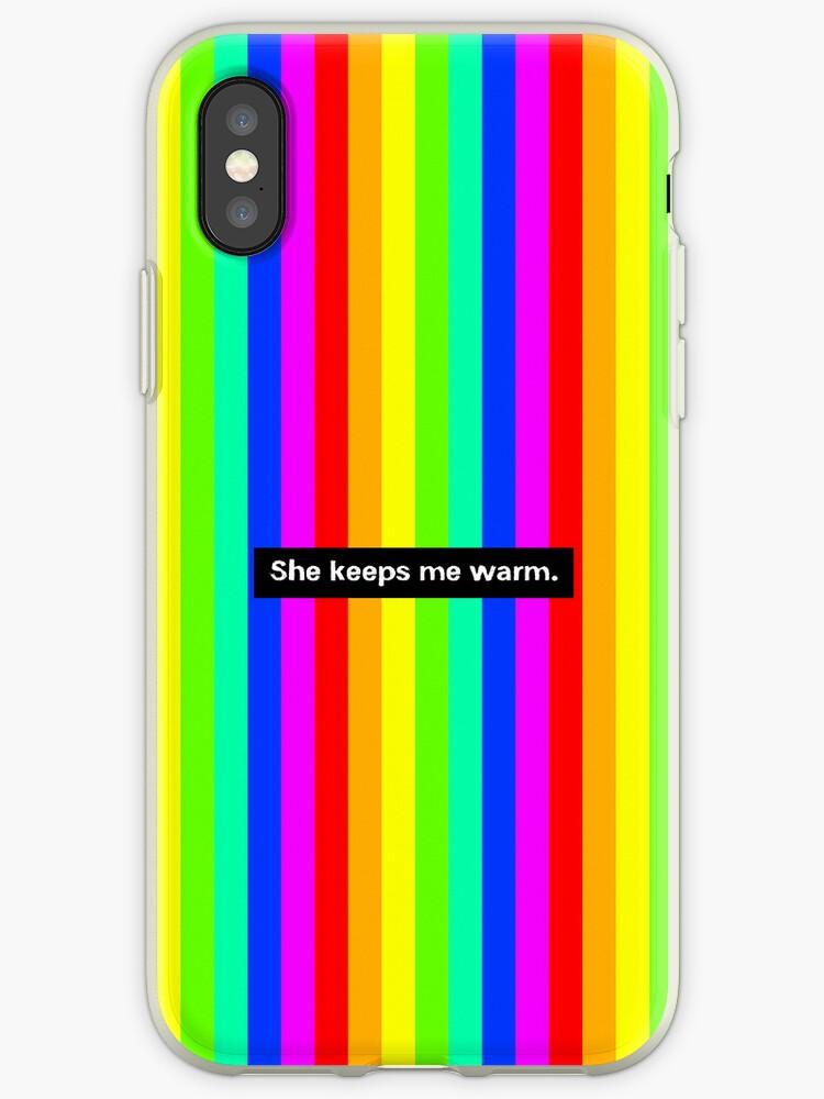 'She keeps me warm.' by knicks93