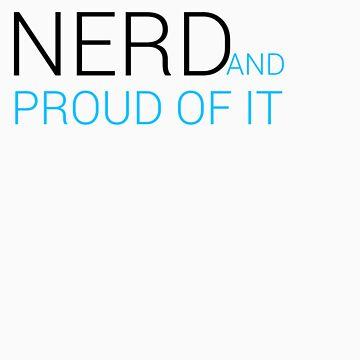 Nerd and proud by gabibbo97