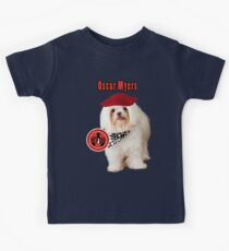 Oscar Myers, Canine Community Reporter-Travel Kids Clothes