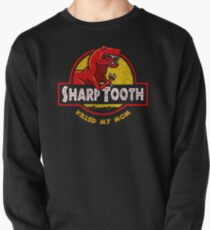 Sharp Tooth Men's Sweatshirts & Hoodies   Redbubble