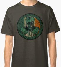 Skull Shamrock Classic T-Shirt