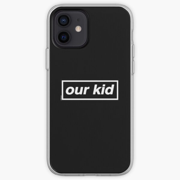 Our Kid - OASIS Band Tribute - MADE IN THE 90s iPhone Soft Case
