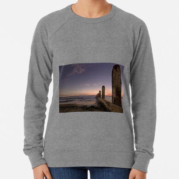Redcar Groyne Landscape Lightweight Sweatshirt