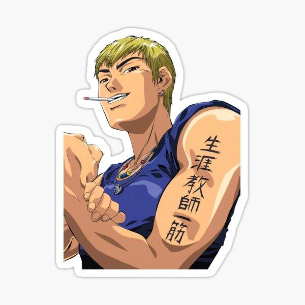 Onizuka Eikichi Sticker