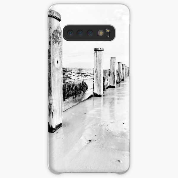 Sea Defence Redcar Samsung Galaxy Snap Case