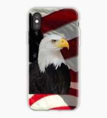 Vinilo o funda para iPhone Mr. Bald Eagle