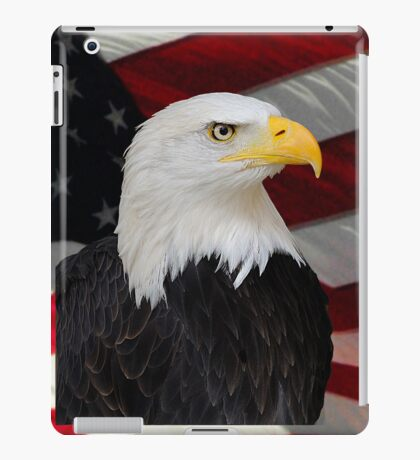 Mr. Bald Eagle iPad Case/Skin