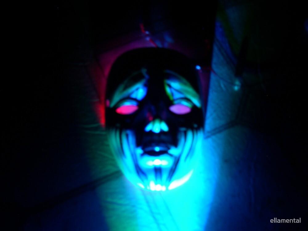 Sinister Light by ellamental
