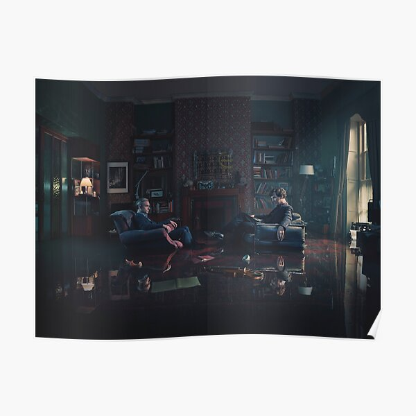 Sherlock and John - Season 4 Poster