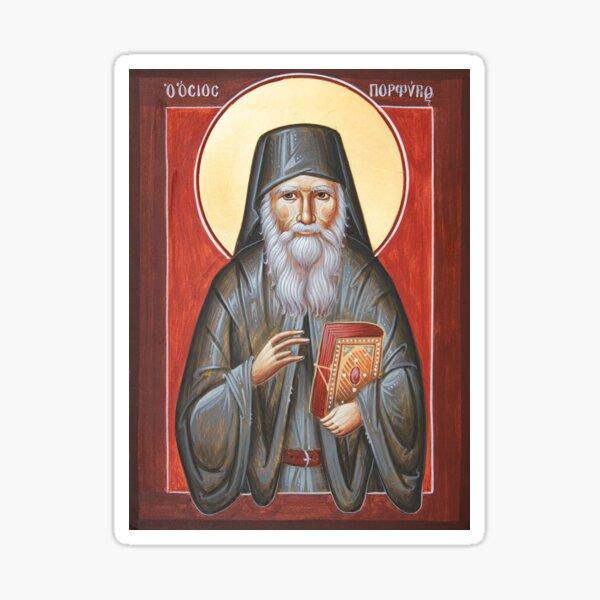 St Porphyrios Sticker