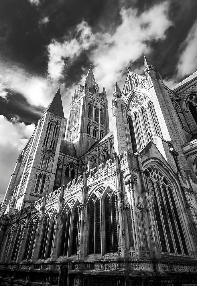 Truro Cathedral by kbrimson