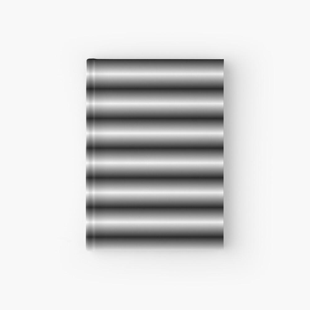 Line Waves Hardcover Journal