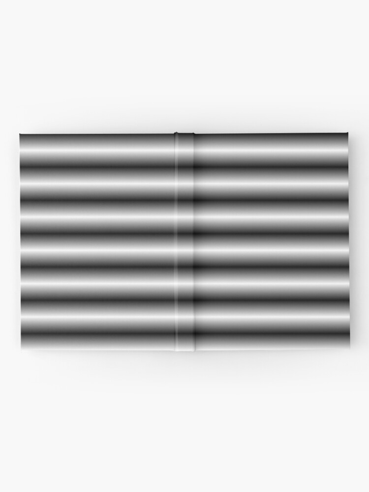 Alternate view of Line Waves Hardcover Journal