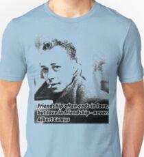Alber Camus Quote Unisex T-Shirt