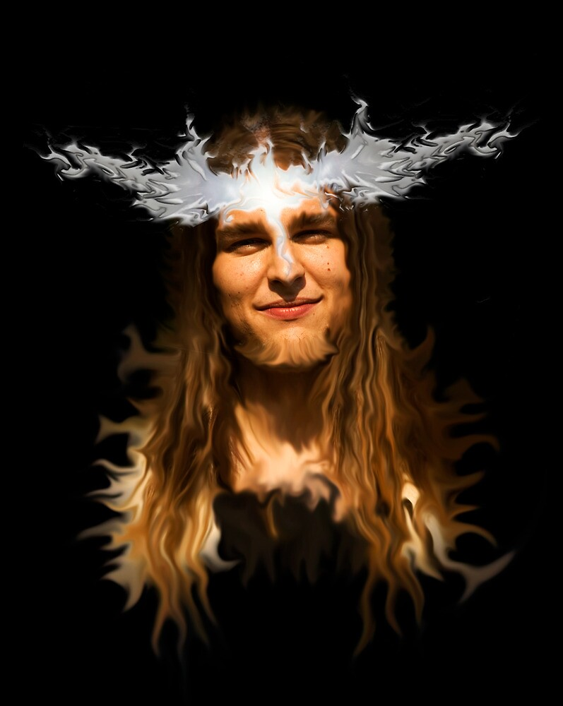 malosen karon : deer horn by verivela