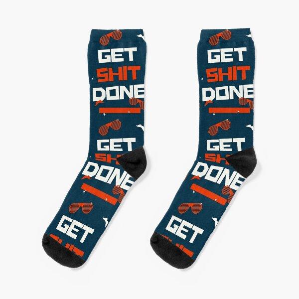 Get Shit Done Socks