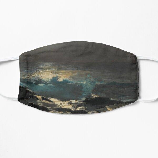 Winslow Homer - Moonlight, Wood Island Light Mask