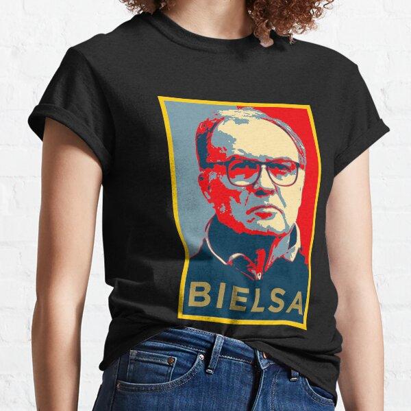 Marcelo Bielsa Artwork Classic T-Shirt